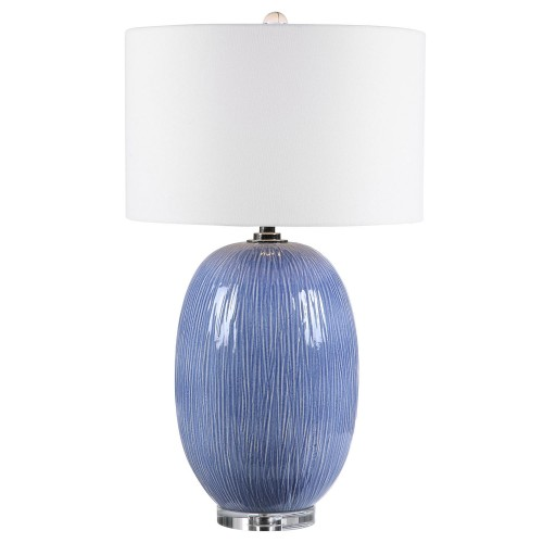 Westerly Table Lamp - Blue