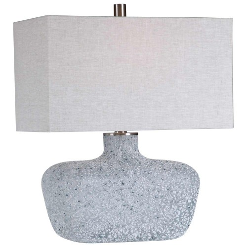 Matisse Table Lamp - Textured Glass