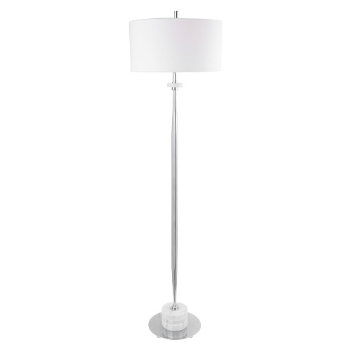 Magnus Floor Lamp - Chrome