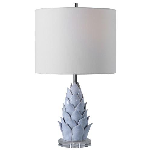 Fera Accent Lamp - Light Blue