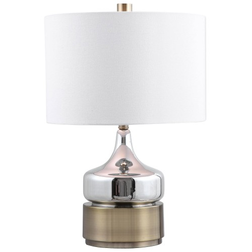 Como Table Lamp - Chrome
