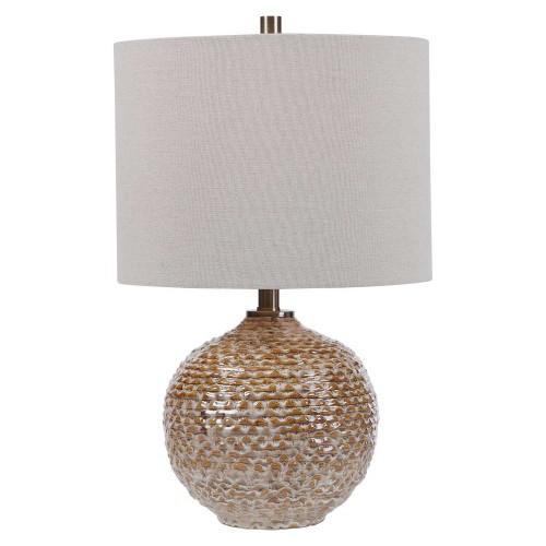 Lagos Table Lamp - Rustic
