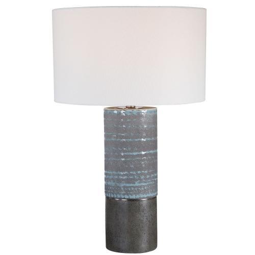 Prova Table Lamp - Gray Textured