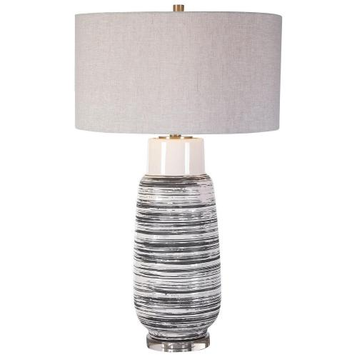 Magellan Table Lamp - Ivory