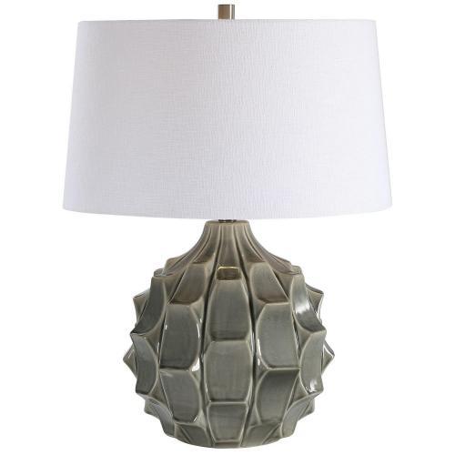 Guerina Table Lamp - Gray