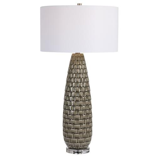 Belregard Table Lamp - Gray