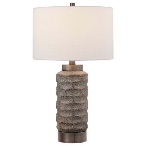 Masonry Ceramic Table Lamp