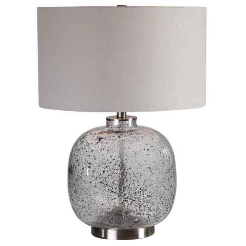 Storm Glass Table Lamp