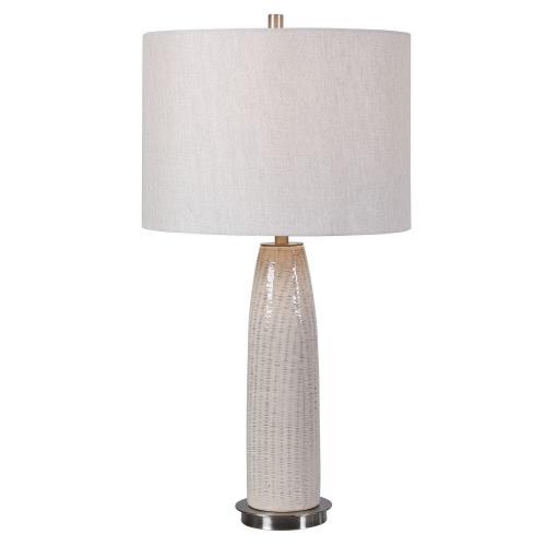 Delgado Table Lamp - Light Gray