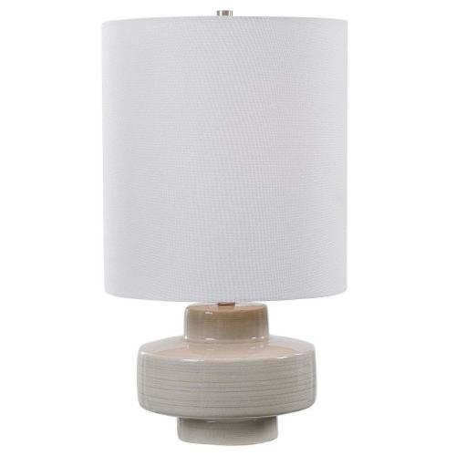 Orwell Accent Lamp - Light Gray