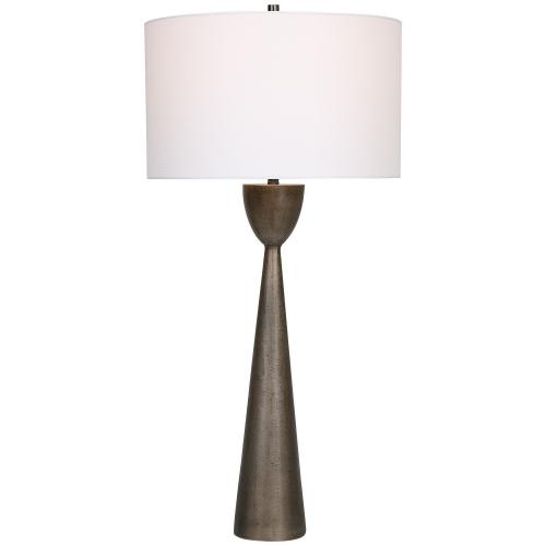 Waller Handcrafted Cast Table Lamp
