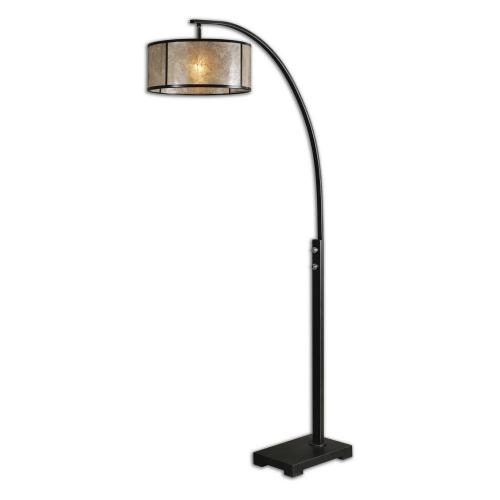 Cairano Drum Shade Floor Lamp
