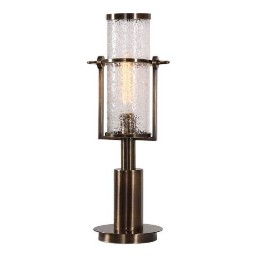 Marrave Stacked Iron Lamp