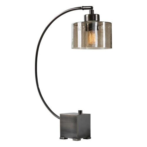 Cervino Iron Lamp - Arched