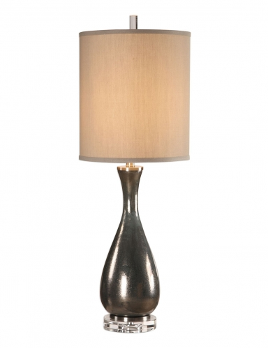 Meara Lamp - Metallic Bronze