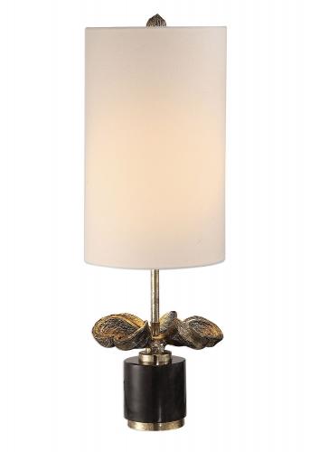 Sterculia Lamp - Antique Gold Champagne