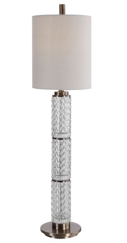 Vionnet Glass Buffet Lamp