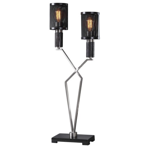 Inigo Industrial Buffet Lamp