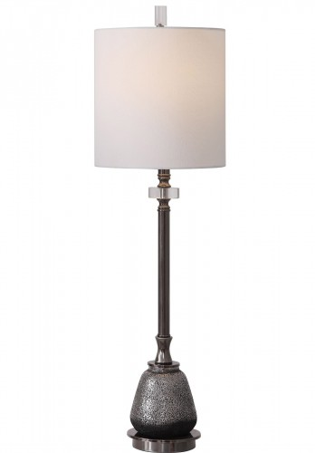 Rana Buffet Lamp - Silver