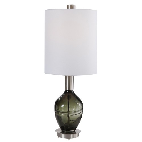 Aderia Accent Lamp - Sage Green