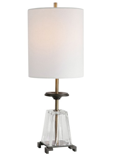 Hancock Glass Accent Lamp