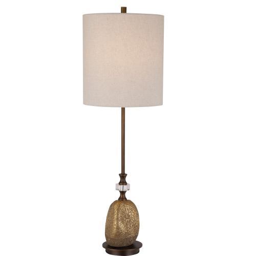 Aurum Buffet Lamp - Gold