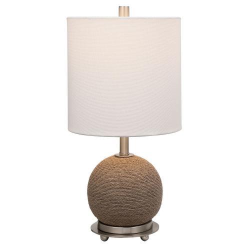 Captiva Accent Lamp - Rattan
