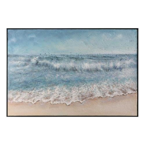 Rolling Tide Landscape Art