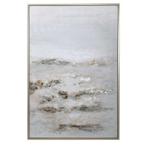 Open Plain Abstract Art