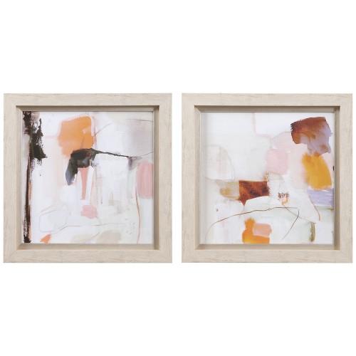 Ravel Framed Prints - Set of 2