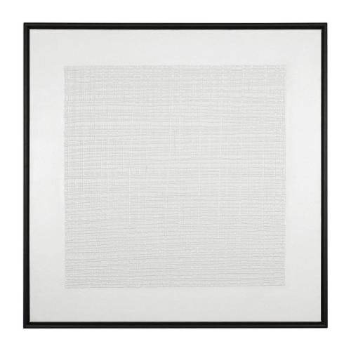 Gridlock Textured Print