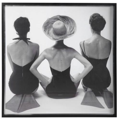 Ladies' Swimwear, 1959 Fashion Print
