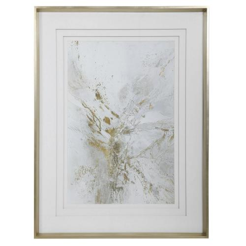 Pathos Framed Abstract Print