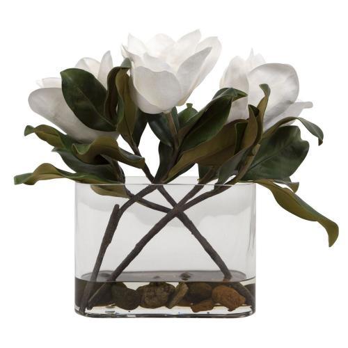 Middleton Magnolia Flower Centerpiece