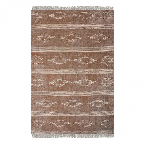 Gamba 5 x 8 Rug - Brown