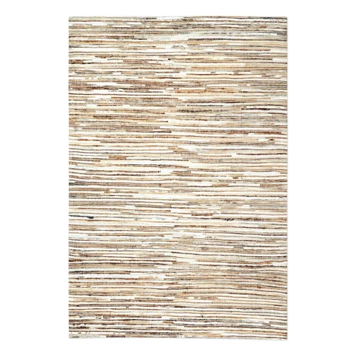 Riviera 9 x 12 Rug - Ivory Brown