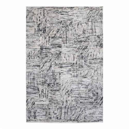 Junction 5 x 8 Rug - Gray