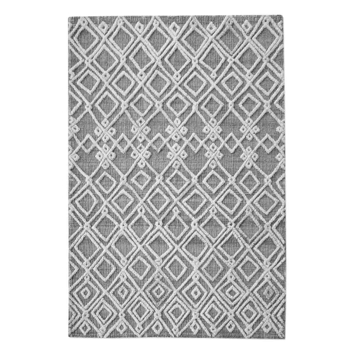 Sieano 8 x 10 Rug - Gray/Ivory