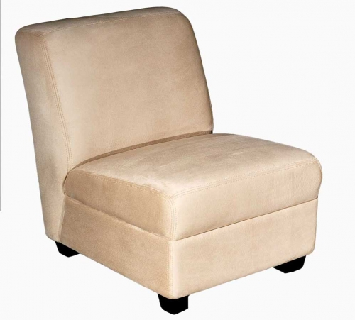 A-85 Full Leather Club Chair