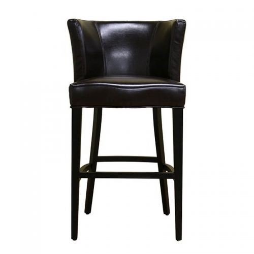 Cleto Brown Bar Stool