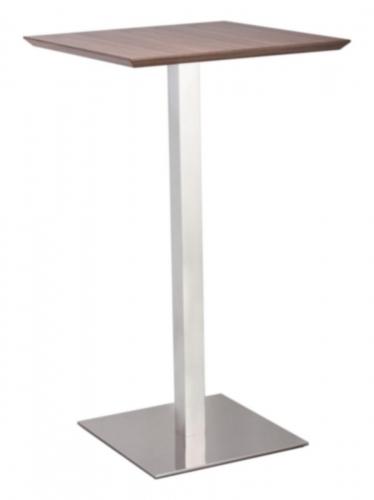 Malmo Bar Table - Walnut