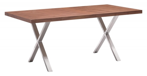 Renmen Dining Table - Walnut