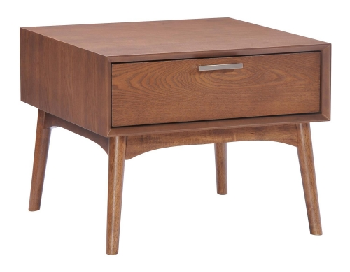 Design District Side Table - Walnut