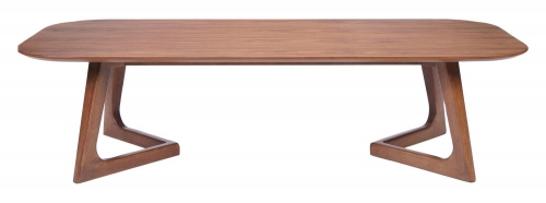 Park West Coffee Table - Walnut