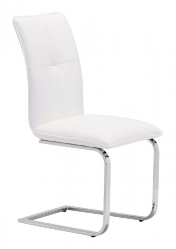 Anjou Dining Chair - White