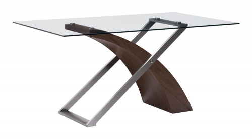 Outremont Dining Table - Walnut