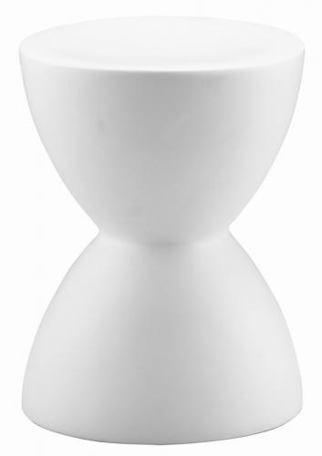 Spring Chair - White