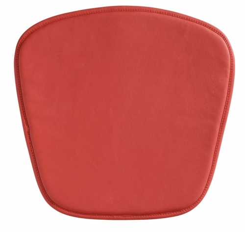 Wire/Mesh Cushion - Red