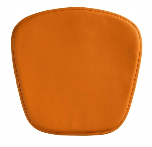 Wire/Mesh Cushion - Orange