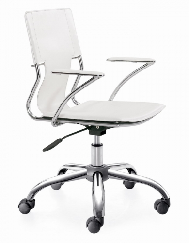 Trafico Office Chair - White